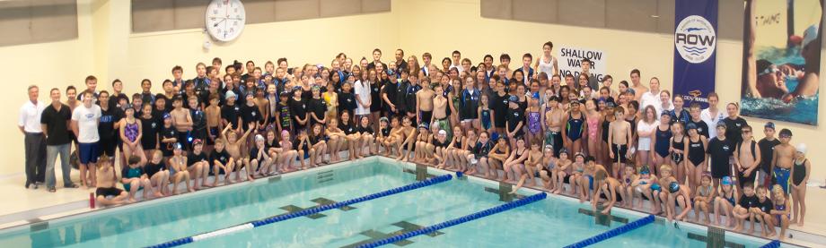 ROW Swim Club 2011-2012