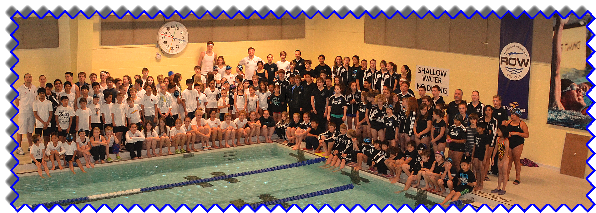 ROW Swim Club 2012-2013